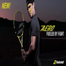 Giới thiệu dòng vợt mới Babolat Pure Aero 2019